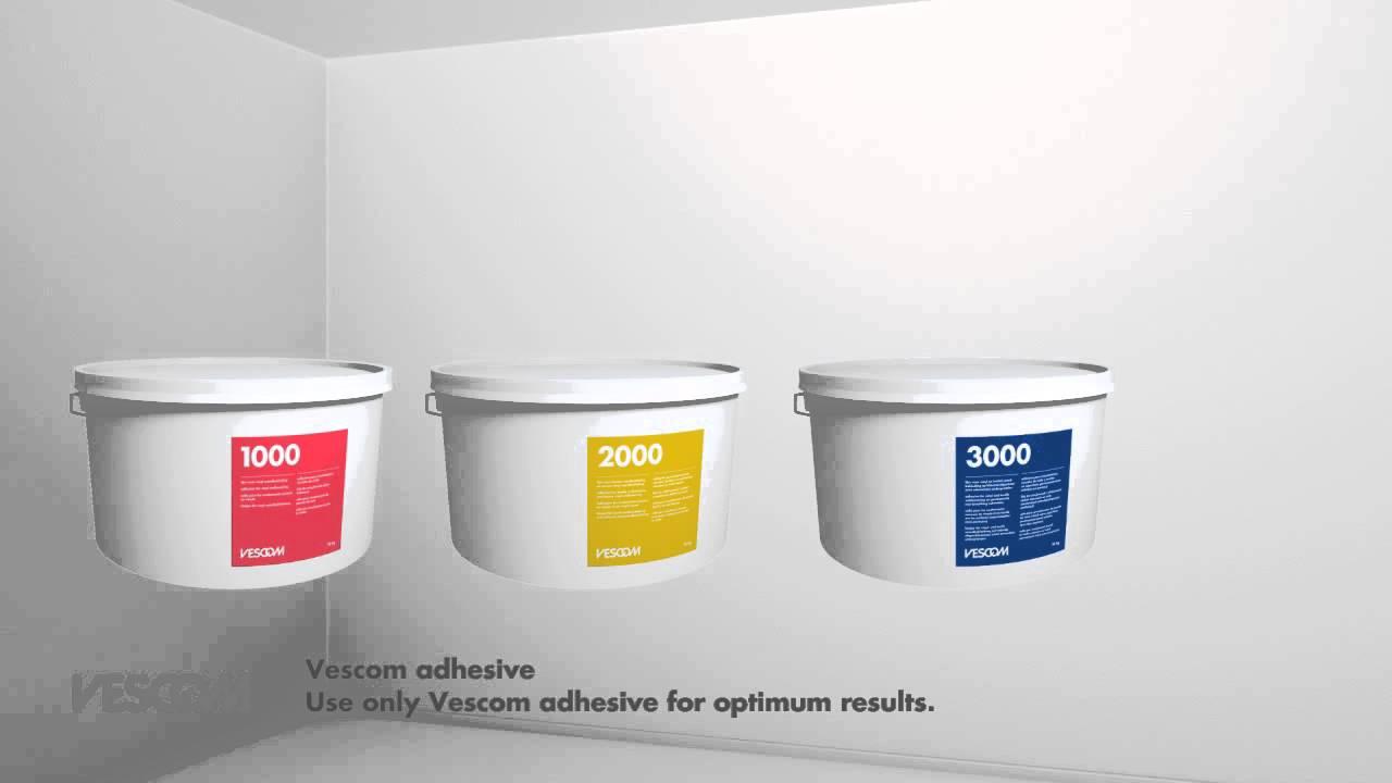 Vescom - Adhesive
