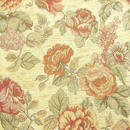 Gobelin Floral Vanity